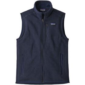 Patagonia Better Sweater Gilet Uomo, blu